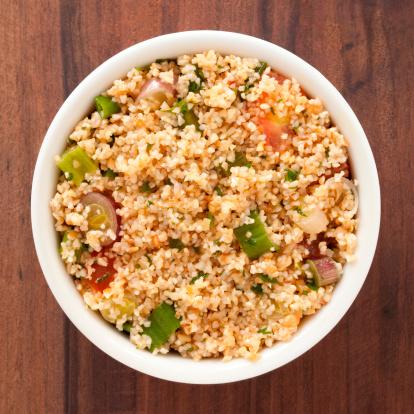 Bulgur Wheat「Tabbouleh salad」:スマホ壁紙(6)