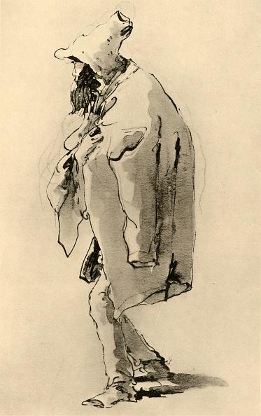 Pencil「Bearded Man」:写真・画像(3)[壁紙.com]