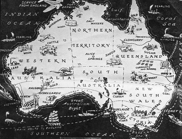 乗客「All About Australia」:写真・画像(5)[壁紙.com]