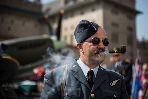 70th Anniversary「Ceremony Is Held To Honour Czechoslovak Airmen Who Fought With RAF In WWII」:写真・画像(16)[壁紙.com]