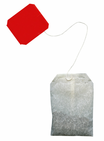 Teabag「Tea bag isolated with clipping path on white background」:スマホ壁紙(16)