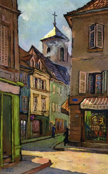 City Life「Mulhouse by R Henry Munsch」:写真・画像(18)[壁紙.com]