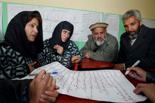 Fairy Tale「Afghanistan Launches New UNICEF Sponsored Program To Train Teachers 」:写真・画像(13)[壁紙.com]