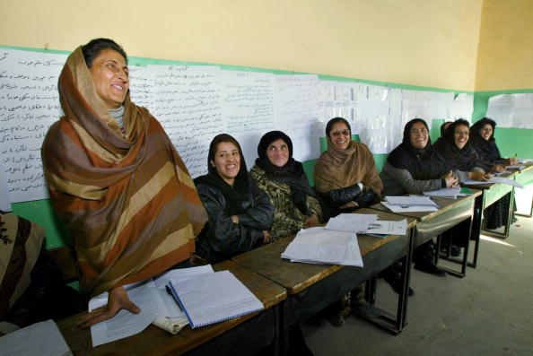 Fairy Tale「Afghanistan Launches New UNICEF Sponsored Program To Train Teachers 」:写真・画像(14)[壁紙.com]
