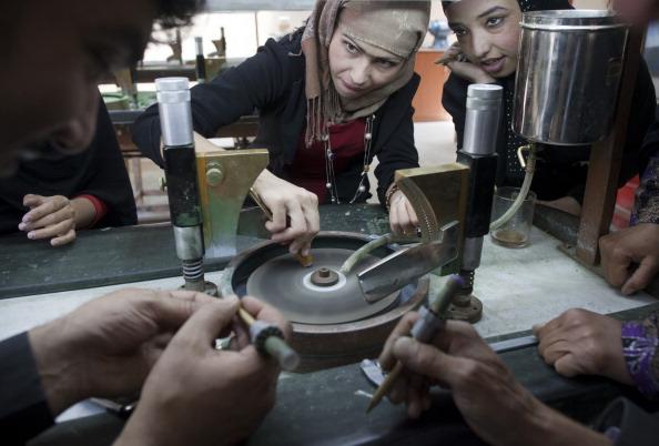 Kabul「Afghan Gem Industry Key To Economic Development」:写真・画像(2)[壁紙.com]