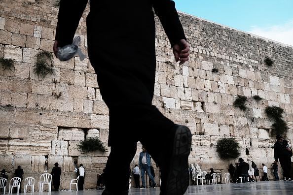 Wailing Wall「Jerusalem Increases Security Ahead Of Opening Of U.S. Embassy」:写真・画像(4)[壁紙.com]