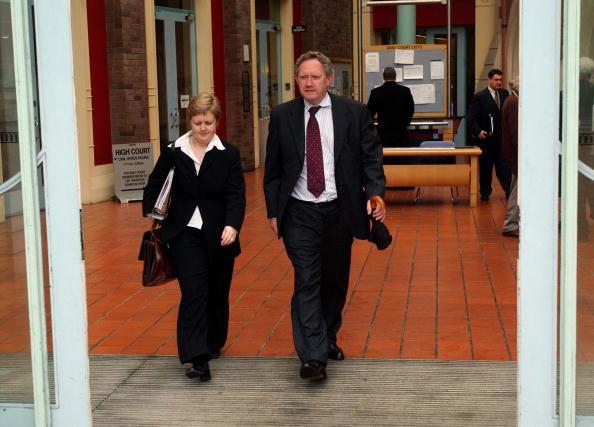 David Tua「Lawyers John Turner and Melissa Borcoski from Budd」:写真・画像(2)[壁紙.com]