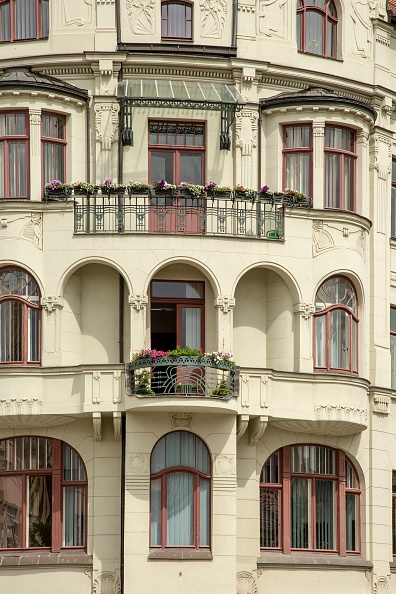 Full Frame「Hansahaus Am Wielandplatz Apartment Building」:写真・画像(2)[壁紙.com]