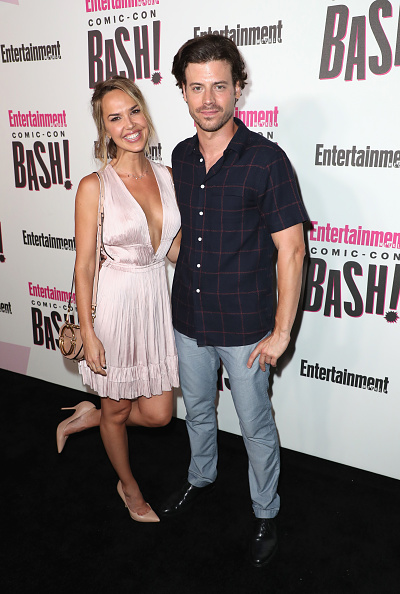 Pointed Toe「Entertainment Weekly Hosts Its Annual Comic-Con Party At FLOAT At The Hard Rock Hotel In San Diego In Celebration Of Comic-Con 2018 - Arrivals」:写真・画像(11)[壁紙.com]
