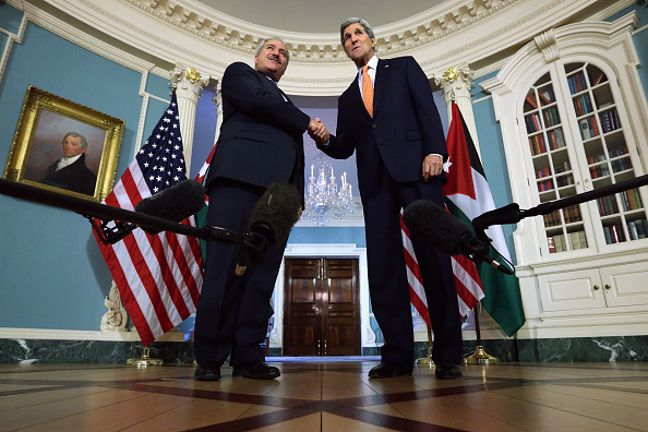 John Kerry「John Kerry Meets With Jordanian Foreign Minister At State Department」:写真・画像(11)[壁紙.com]