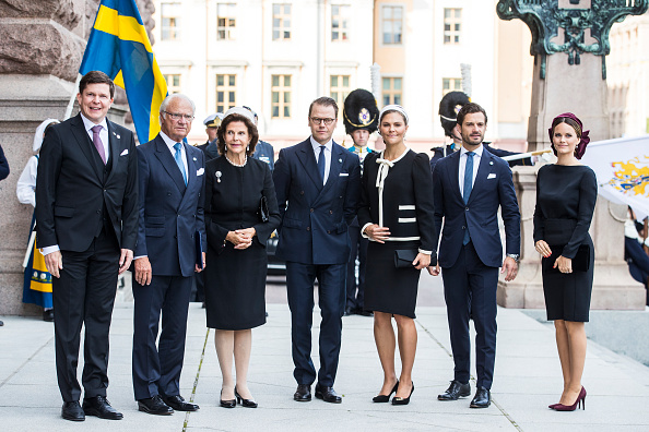 Swedish Royalty「Swedish Royals Attend The Opening Of The Parliamentary Session」:写真・画像(4)[壁紙.com]