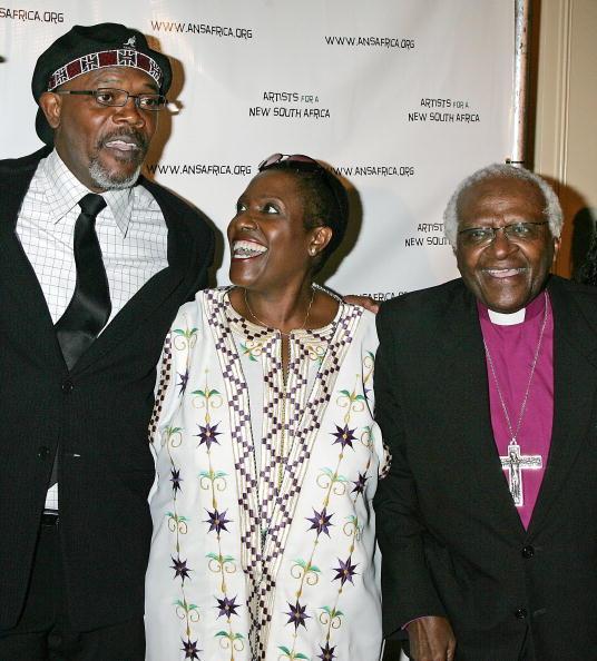 Bishop - California「Archbishop Tutu's 75 Birthday Gala」:写真・画像(16)[壁紙.com]