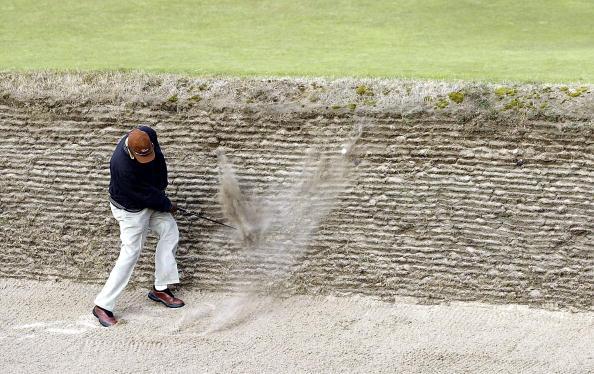 Sand Trap「Samuel L. Jackson」:写真・画像(18)[壁紙.com]