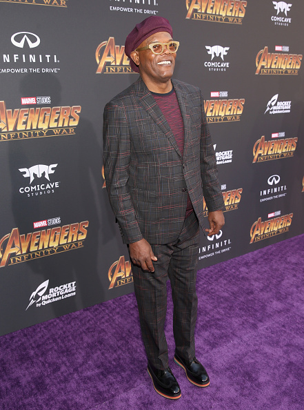 "Film Industry「Los Angeles Global Premiere for Marvel Studios' ""Avengers: Infinity War""」:写真・画像(12)[壁紙.com]"