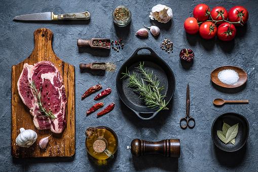 Beef「Home inventory: Cooking a fresh beef steak」:スマホ壁紙(0)