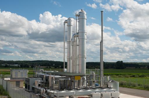 Biomass - Renewable Energy Source「Details of a modern Biomass Plant in Germany」:スマホ壁紙(9)