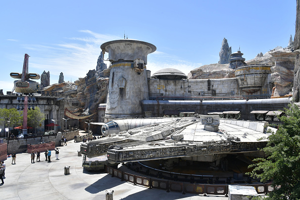 Disneyland - California「Star Wars: Galaxy's Edge Media Preview At The Disneyland Resort」:写真・画像(12)[壁紙.com]