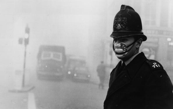 London - England「Killer Fog」:写真・画像(12)[壁紙.com]