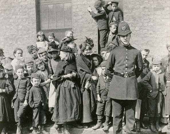 19th Century「A London Policeman's Funeral 1894」:写真・画像(17)[壁紙.com]