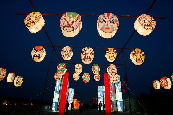 Chinese Lantern「China Prepares For The Lantern Festival」:写真・画像(16)[壁紙.com]