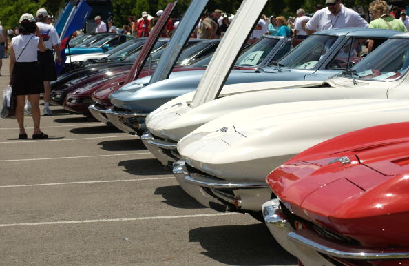 Simplicity「Corvette Celebrates 50th Anniversary」:写真・画像(4)[壁紙.com]