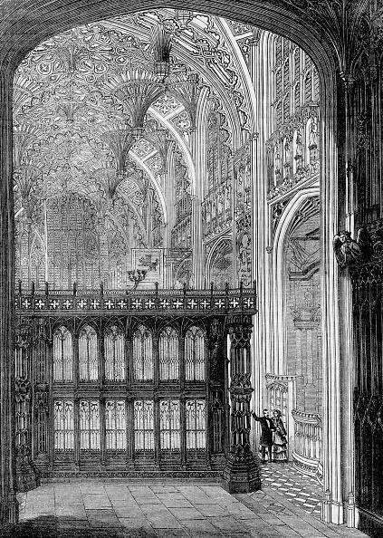 Westminster Abbey「King Henry VII's Chapel」:写真・画像(7)[壁紙.com]