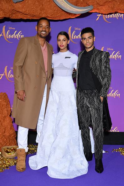 "Aladdin - 2019 Film「""Aladdin"" Gala Screening - Red Carpet Arrivals」:写真・画像(8)[壁紙.com]"