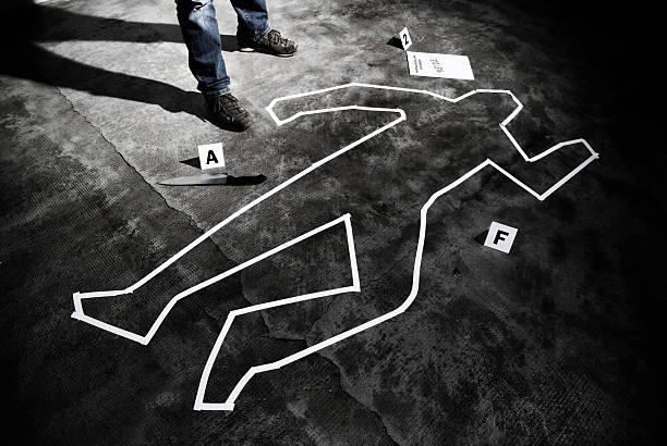 Murderer back on the crime scene:スマホ壁紙(壁紙.com)