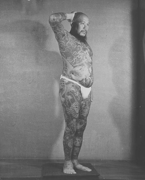日本「Tattooed Torso」:写真・画像(18)[壁紙.com]