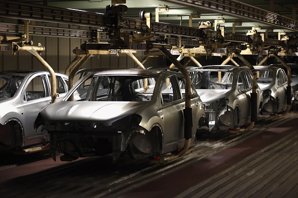 Automated「Nissan's Car Manufacturing Plant In Sunderland」:写真・画像(4)[壁紙.com]