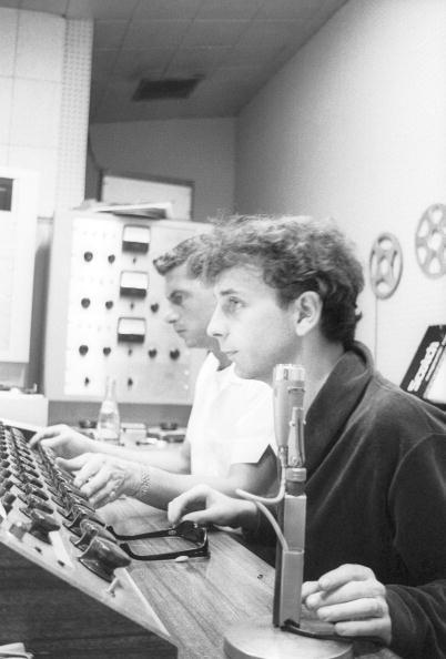 Recording Studio「Music Producer Phil Spector」:写真・画像(9)[壁紙.com]