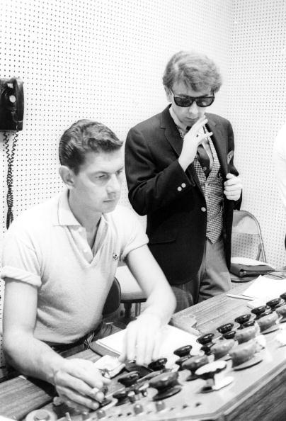 Recording Studio「Music Producer Phil Spector」:写真・画像(11)[壁紙.com]