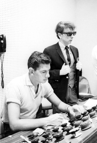 Recording Studio「Music Producer Phil Spector」:写真・画像(12)[壁紙.com]