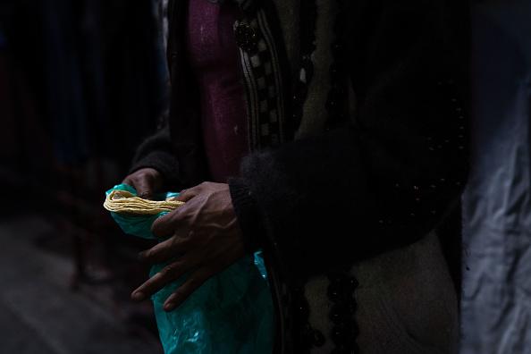 Tortilla - Flatbread「A Sex Worker Struggles To Make A Living During Coronavirus Crisis」:写真・画像(9)[壁紙.com]