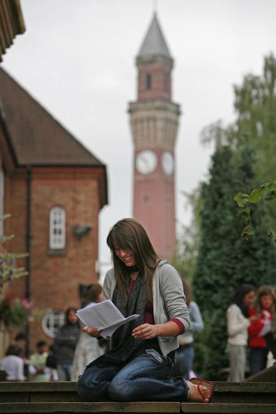 High School Student「A Level Results Are Announced In The UK」:写真・画像(9)[壁紙.com]