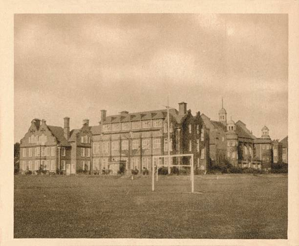 'King Edward VII School. King's Lynn', 1923:ニュース(壁紙.com)