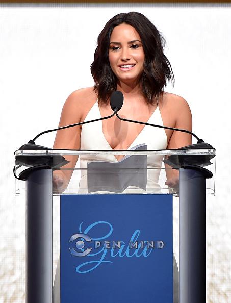 デミ・ロヴァート「UCLA Semel Institute's 'Open Mind Gala'」:写真・画像(12)[壁紙.com]