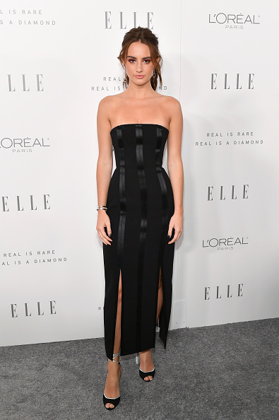 Annual Event「ELLE's 24th Annual Women in Hollywood Celebration presented by L'Oreal Paris, Real Is Rare, Real Is A Diamond and CALVIN KLEIN - Arrivals」:写真・画像(12)[壁紙.com]