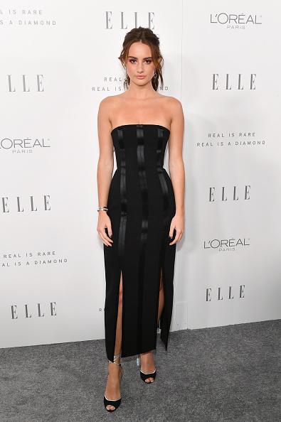年次イベント「ELLE's 24th Annual Women in Hollywood Celebration presented by L'Oreal Paris, Real Is Rare, Real Is A Diamond and CALVIN KLEIN - Arrivals」:写真・画像(13)[壁紙.com]