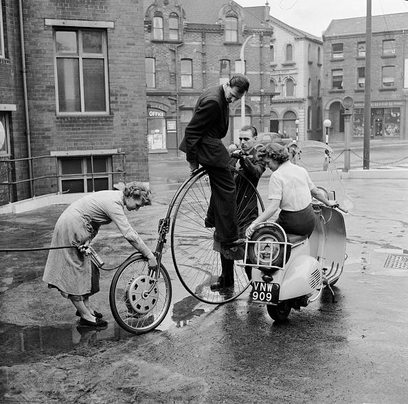 Mode of Transport「Motorised Farthing」:写真・画像(6)[壁紙.com]