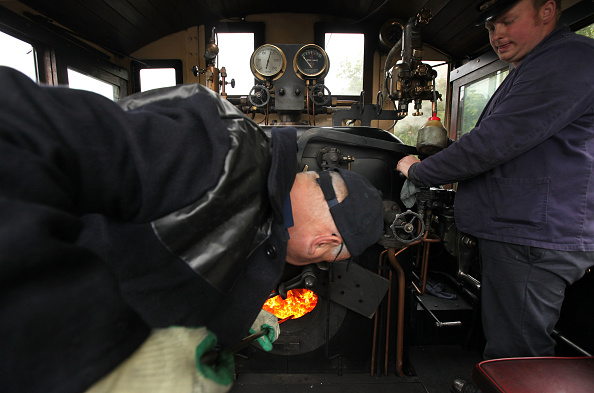 Dan Kitwood「Welsh Steam Train Forced To Use Russian Coal」:写真・画像(7)[壁紙.com]