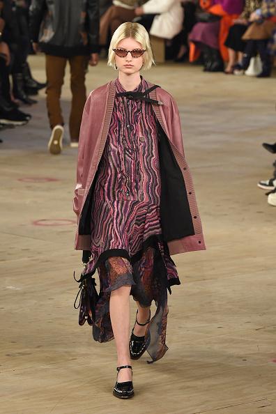 Leather Jacket「Coach 1941 - Runway - February 2019 - New York Fashion Week」:写真・画像(13)[壁紙.com]