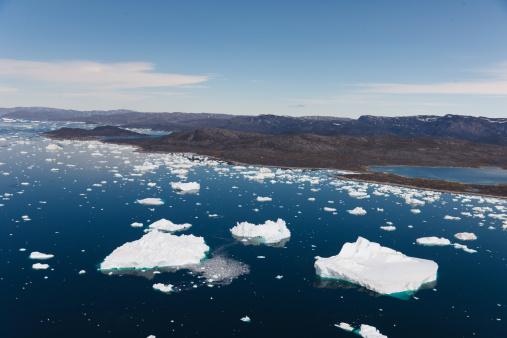 Pack Ice「The north pole」:スマホ壁紙(3)