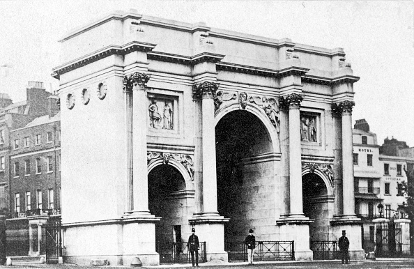 Architectural Feature「Marble Arch」:写真・画像(8)[壁紙.com]