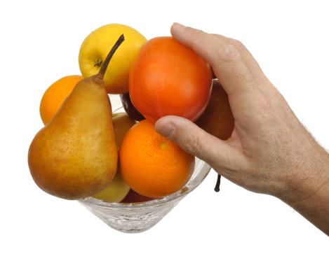 柿「Fruits」:スマホ壁紙(9)