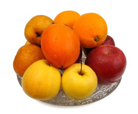 柿「Fruits」:スマホ壁紙(7)