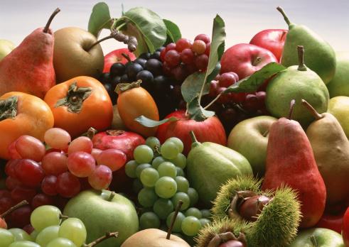 栗「Fruits」:スマホ壁紙(19)
