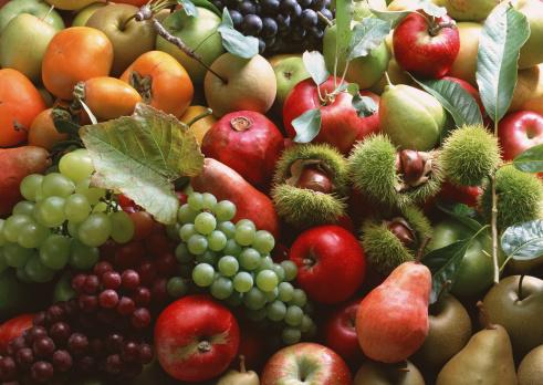 栗「Fruits」:スマホ壁紙(18)