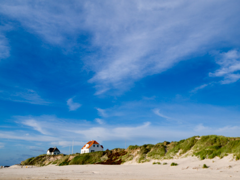 Jutland「Lokken beach」:スマホ壁紙(16)