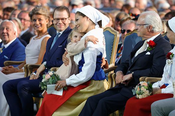 Swedish Royalty「The Crown Princess Victoria of Sweden's 40th birthday Celebrations in Borgholm」:写真・画像(17)[壁紙.com]